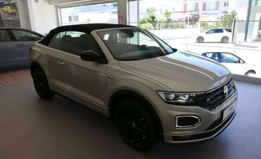 Volkswagen T-ROC CABRIO 1.5 EVO ACT  R-LINE 150CV DSG