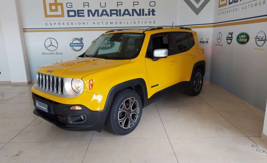 JEEP RENEGADE 1.6 D 120 CV LIMITED