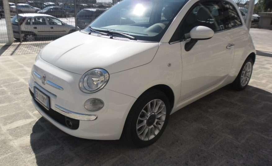 FIAT 500 CABRIO 1.2 69CV LOUNGE